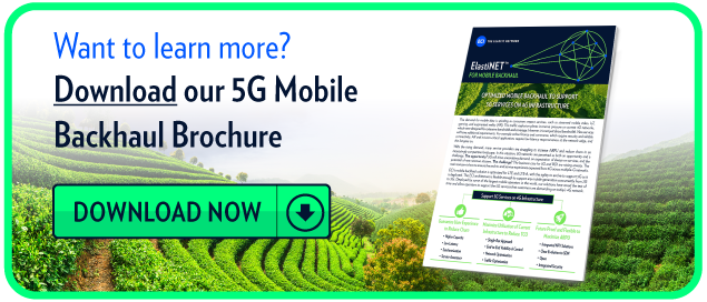 5g mobile backhaul