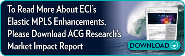 To Read More About ECI's Elastic MPLS Enhancements,  Please Download ACG Research's Market Impact Report