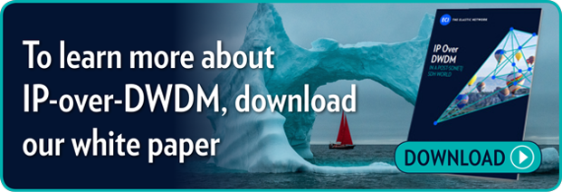 To learn more about IP over DWDM,  download our white paper