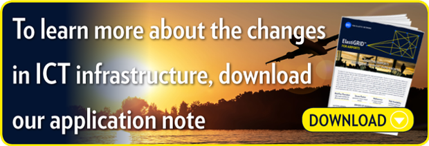 To learn more about the changes in ICT infrastructure,  download our application note