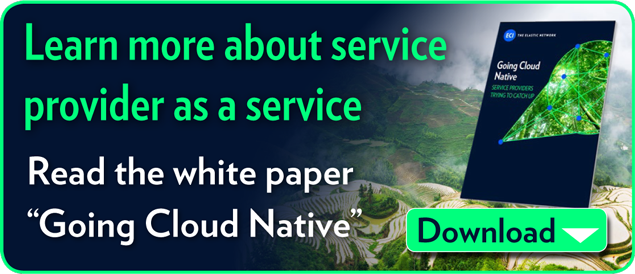 Read more about what Service Providers can learn from the cloud  Download our White Paper Going Cloud Native - Service Providers Trying to  Catch Up