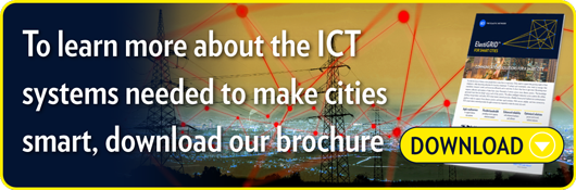 To learn more about the ICT systems needed to make cities smart, download our  brochure