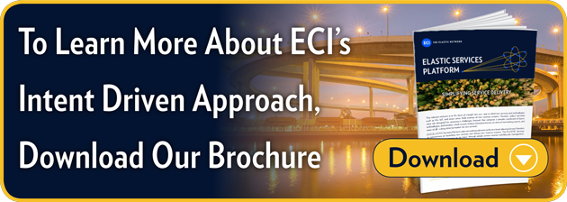 To Learn More About ECI's Intent Driven Approach,  Download Our Brochure.