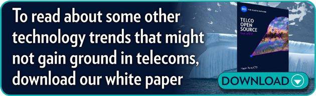 To read about some other technology trends that  might not gain ground in telecoms, download our white paper
