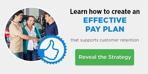 Reveal Pay Plan Strategy