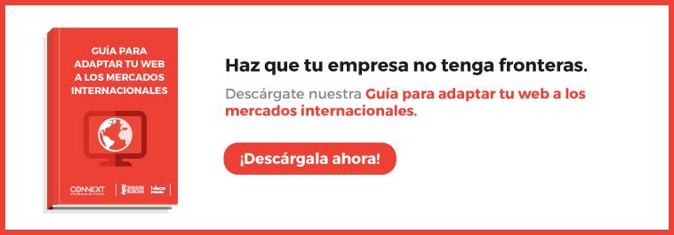 Guía para adoptar tu web a los mercados internacionales