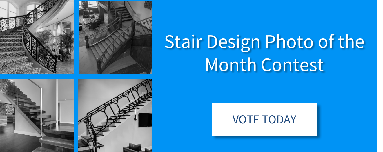 Vote for the Stair Design Photo of the Month