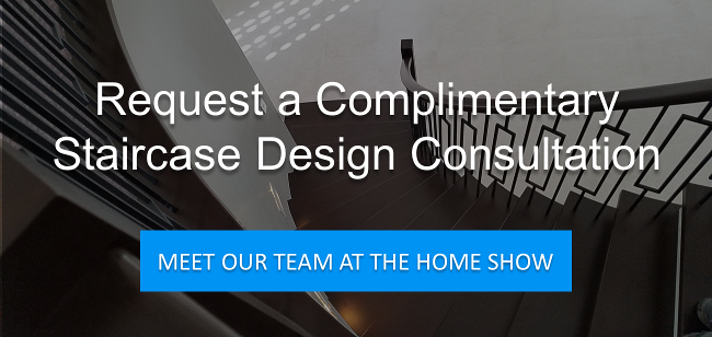 Request a design consultation at the home show