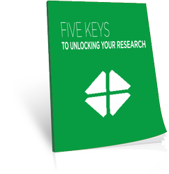 Five Keys to Unlocking your Research - eBook | Infotools
