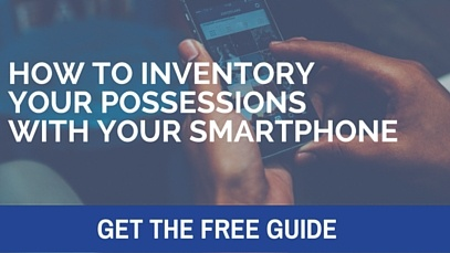 How To Inventory Your Possessions With Your Smartphone