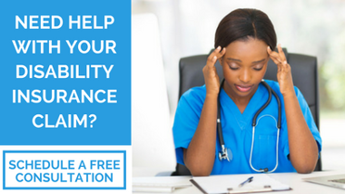 Need help with your disaiblity insurance claim? Schedule a free consultation.