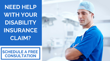 Need help with your disability insurance claim? Schedule a free consultation.