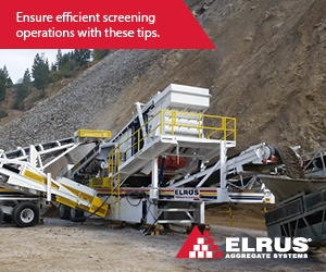 Efficient Screening Tips - ELRUS Screening Tips