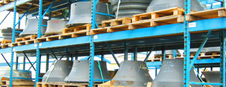 ELRUS Manganese Cone Liners