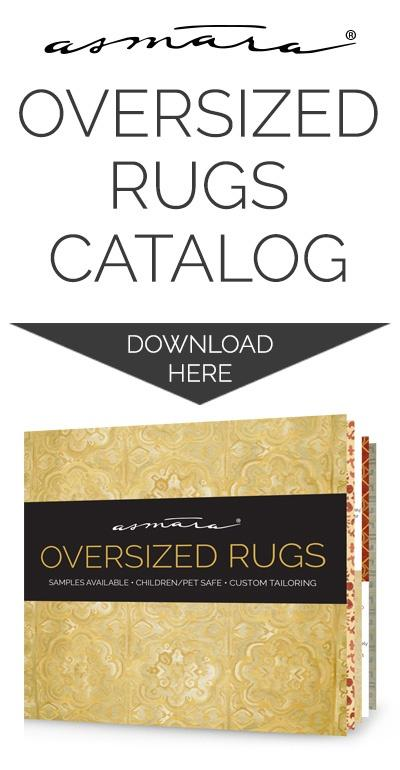 Asmara's Oversized Rugs Catalog