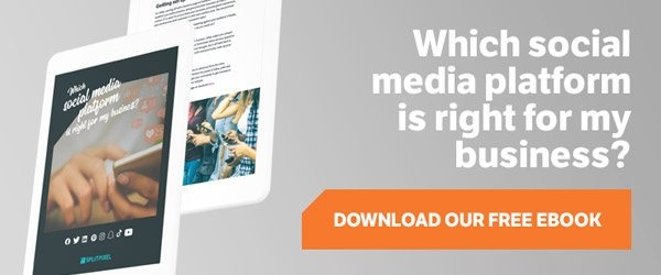 Which social media platform is right for my business? Download our free ebook.