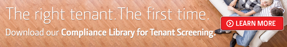 Compliance Library for Tenant Screening