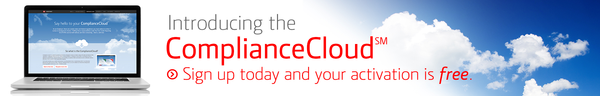 ComplianceCloud Sign Up