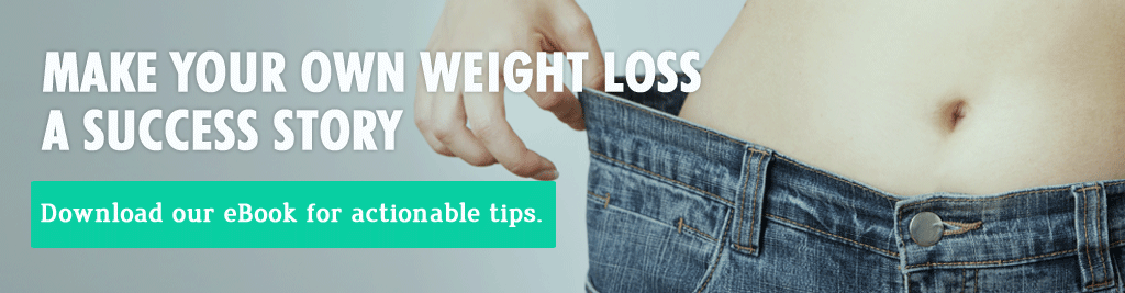 Natural Weight loss patient who lost weight