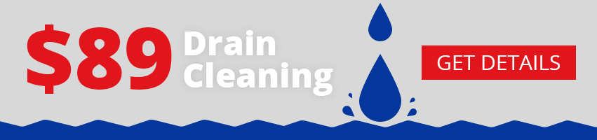 Plumbing Drain Cleaning Special