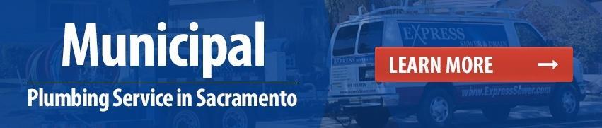 Municipal Professional Plumbing Services Sacramento