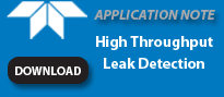 High Throughput Leak Detection
