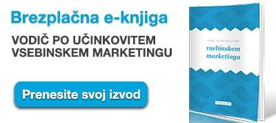 Prenesite svoj izvod Vodiča po učinkovitem vsebinskem marketingu