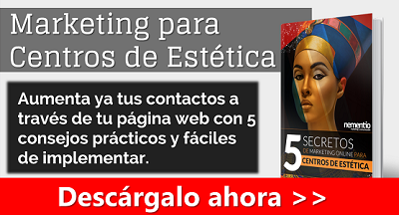 eBook Gratuito - Marketing para centros de estética