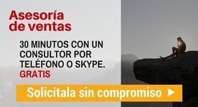 ASESORÍA DE VENTAS GRATUITA