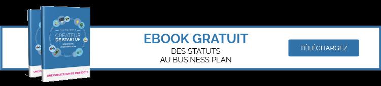 Ebook du créateur de startup