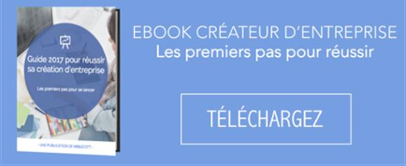 Ebook créateur d'entreprise