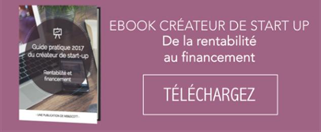 Ebook du créateur de startup Financement