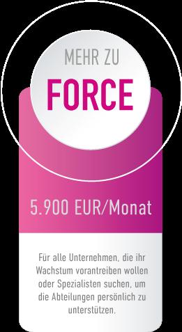 Inbound Marketing Force-Paket | Wohlfahrt Leipzig
