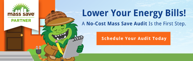schedule mass save home energy audit