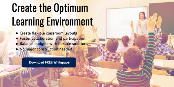 Create the Optimum Learning Environment Portable Partitions Australia- portable partition