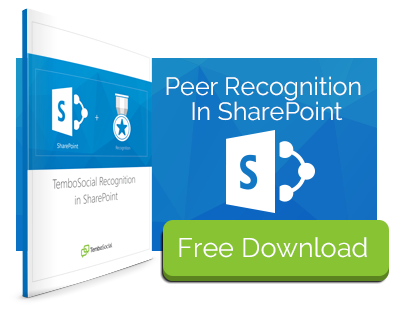 Download the Recognition in SharePoint White Paper