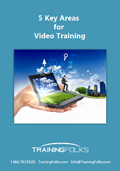 5 Areas Video Corporate Training