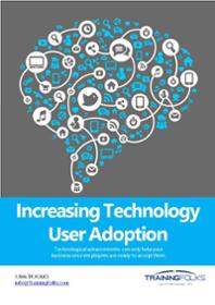User Adoption Technology Training