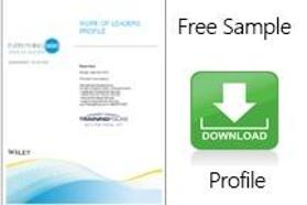 Free Sample Profile DiSC