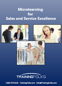 Microlearning Sales and Customer Service
