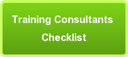 Training Consultants  Checklist