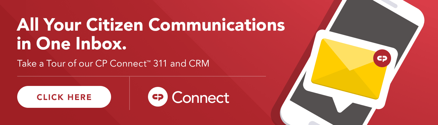 CP Connect 311 and Citizen Request Management System Self-Guided Demo