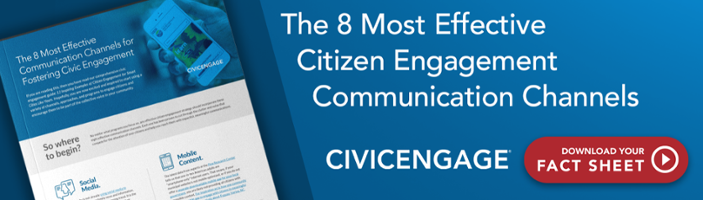 The 8 Most Effective Citizen Engagement Communication Channels