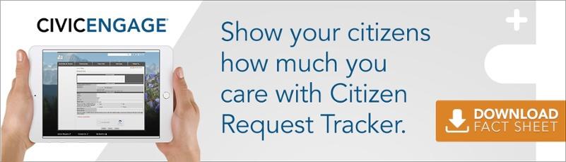 Citizen Request Tracker citizen request management tool