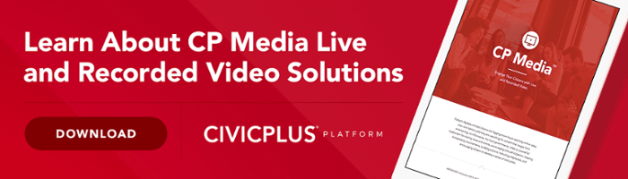 CP Media Live and Recorded Video Solutions