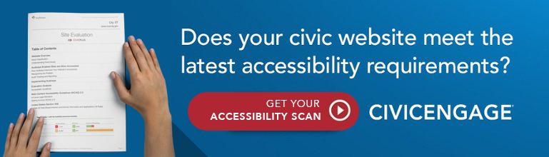 Website ADA Accessibility Checklist WCAG 2.0 A AA