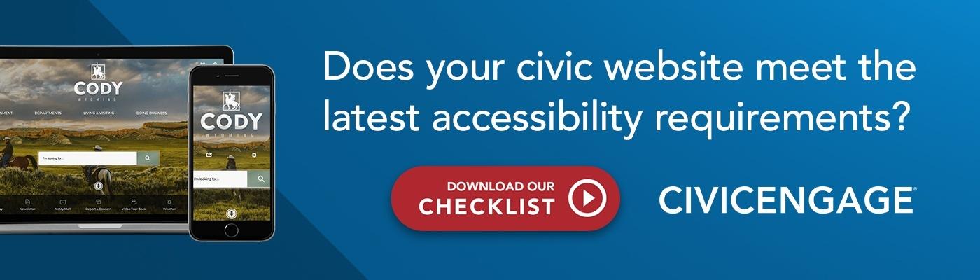 Download the Checklist