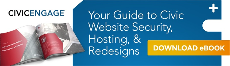 Your Guide to Civic Website Security Hosting and Redesigns