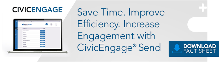 Save Time. Improve Efficiency with CIvicSend Download our fact sheet