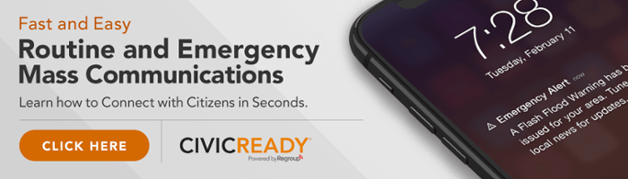 Learn about CivicReady routine and emergency mass notification software